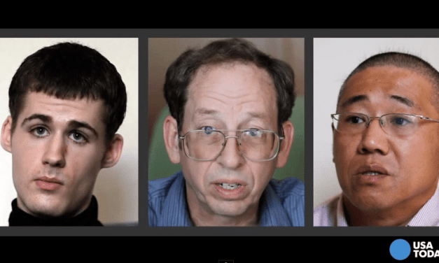 North Korea Releases Last Two American Detainees