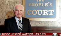 Joseph Wapner Judge Of The Peoples Court Dead At Age 97