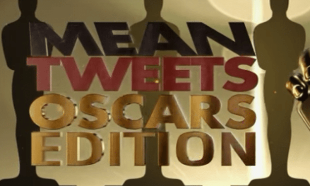 Mean Tweets: Oscars Edition