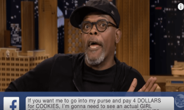 Samuel L. Jackson Reads Real FaceBook Rants