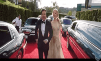 Jimmy Fallon's Opening Performance For The Golden Globes