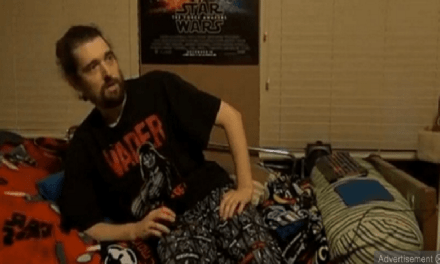 Terminally Ill Star Wars Fan Gets Private Screening Of The New Movie