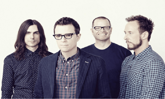 New Weezer Music Video Called 'Thank God For Girls'