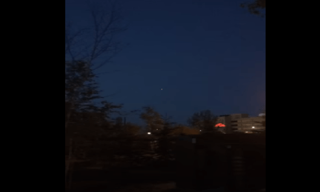 Video Of UFO Spotting In Alaska