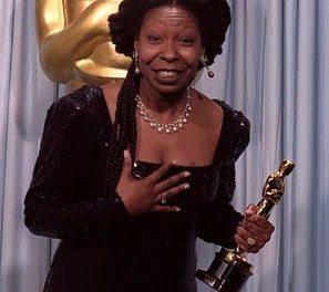 Whoopi Smoked A Fatty Before Her Oscar Speech!