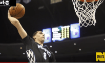 Zach LaVine and Aaron Gordon Went Crazy In the Dunk Contest