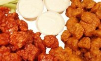 Wing enthusiasts despair as 'boneless' wings beat the breast