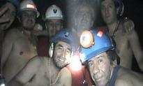 Chilean Miners Like To Chilean Smoke Some Weed!
