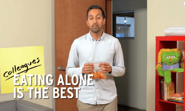 Why Eating Alone Is The Best