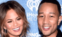 John Legend Throws Wife Chrissy Teigen A Surprise 30th Birthday Party