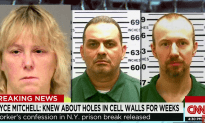 Joyce Mitchell Pleads Guilty To Helping Prisoners