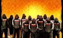 Miami Heat Show Support For Family Of Trayvon Martin