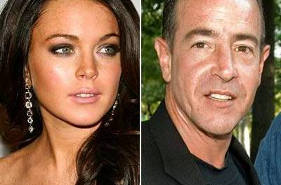 Lindsay Lohan Kicks Her Dad Out Of Her House