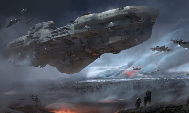 Check Out The Dreadnought PC Early Access!