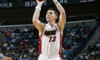 Mike Miller Makes Return