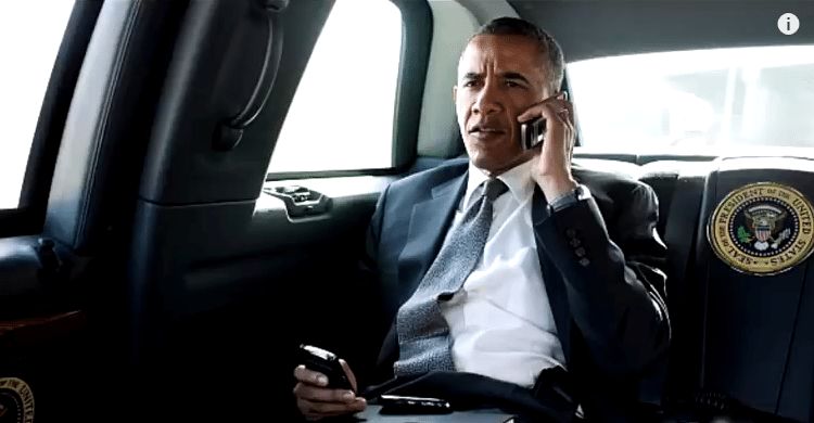 10 Things About President Obama's Limo