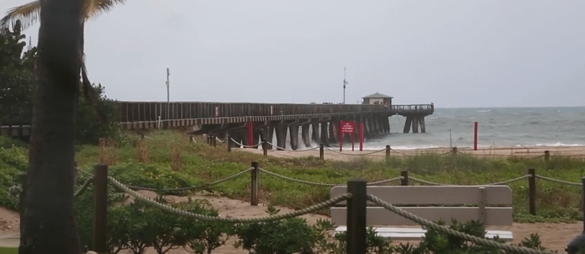 Pompano beach fishing pier to be rebuilt video god for Pompano fishing pier