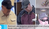 Retired Los Angeles Police Detective Charged In Bank Robbery
