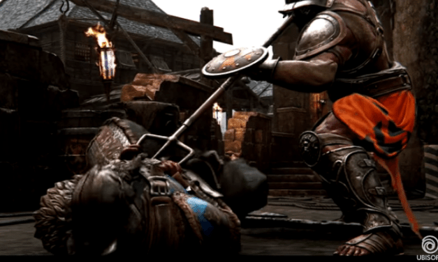 For Honor Season 3 – The Highlander And Gladiator