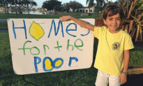 A Second Grader Steps Up To Raise Money For People In Haiti