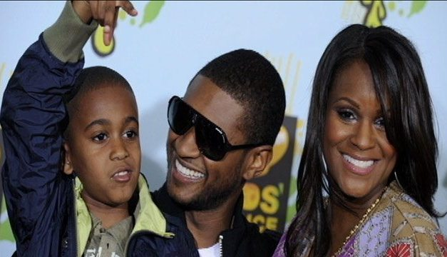 Usher's Stepson Declared Braindead