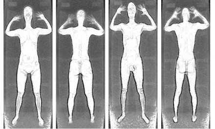 """What Can TSA See In The Body Scanner? Now We Know, And It's Slightly """"NSFW"""""""