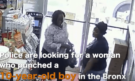 Woman Wanted For Punching 10-Year-Old Boy In Bronx