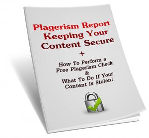 Free Plagiarism Report Download