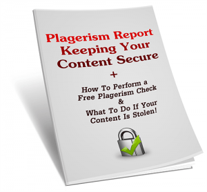 Free Plagiarism Report Download