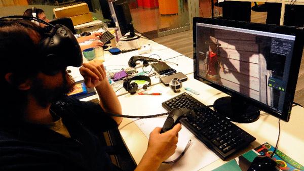 Delirium Studios se apunta a los juegos de realidad virtual