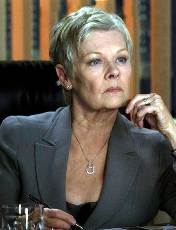 Judi Dench Quantum of Solace