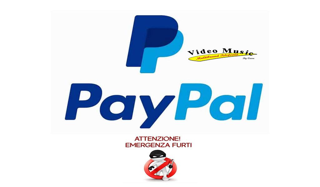 Paypal, sotto attacco con truffe on line sempre più raffinate