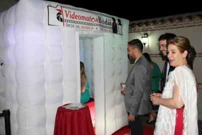 videomatón bodas madrid