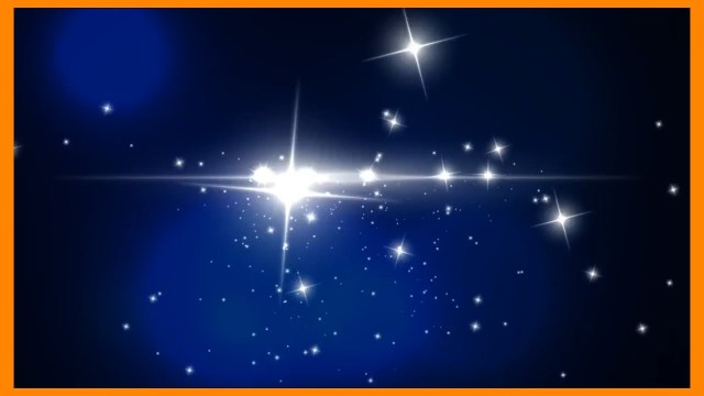 ФУТАЖ Shooting Stars Full HD