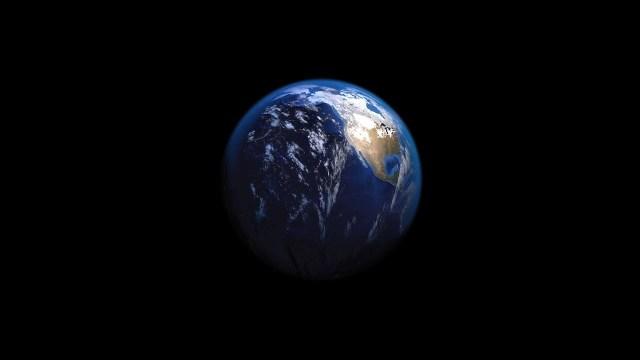FOOTAGE BLUE EARTH Full HD