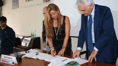 Photo of Caserta – Siglato protocollo d'intesa tra la FIGC e i licei di Caserta e Salerno, Manzoni e Tasso