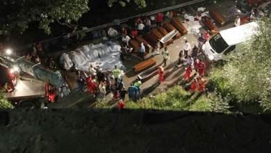 Photo of Monteforte Irpino – Bus in scarpata: le vittime salgono a 40