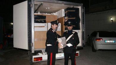 """Photo of Acerra – Deposito di sigarette di contrabbando scoperto dai carabinieri: in """"fumo"""" affari per 320mila euro"""