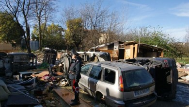 """Photo of Napoli – Avevano rubato 4 auto in una notte: arrestate 3 persone del campo nomadi di """"Cupa Perillo"""""""