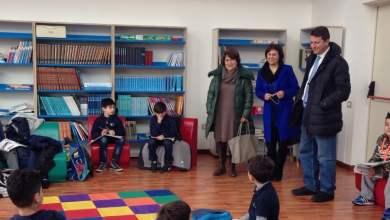 """Photo of Santa'Anastasia – Istituto comprensivo: inaugurato """"progetto merenda e orto biologico"""""""