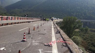 Photo of Monteforte – Riapre l'autostrada, già c'è il primo incidente