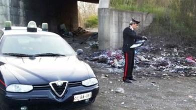 Photo of Terzigno – Incendio di rifiuti: arrestate due persone