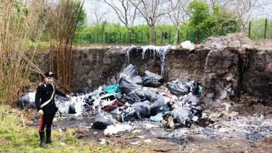 Photo of Boscoreale – Addetti a raccolta danno fuoco a rifiuti speciali: arrestati dai carabinieri