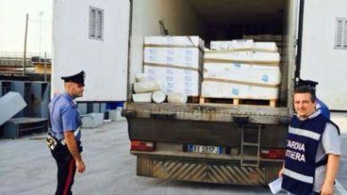 Photo of Napoli – Sequestrate 4 tonnellate di spigole ed orate senza registrazione