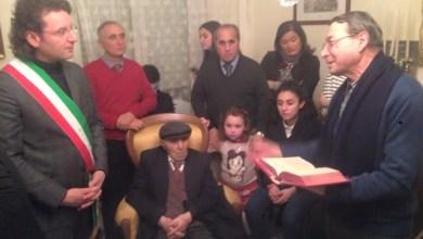 Photo of Acerra – Festa grande per i cento anni di nonno Andrea