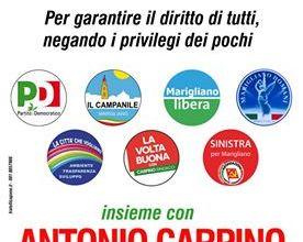 Photo of Marigliano – Amministrative: per Carpino sindaco 7 liste