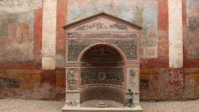Photo of Pompei – Scavi: apre la casa della Fontana Piccola