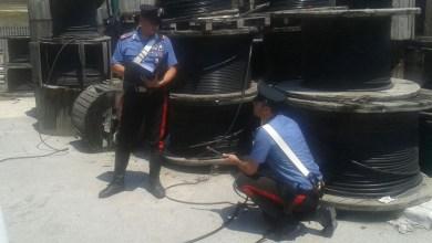 Photo of San Giorgio a Cremano – Carabinieri arrestano 4 persone per furto di rame
