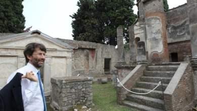 """Photo of Pompei – Scavi chiusi per assemblea: per Franceschini """"Danno incalcolabile"""""""
