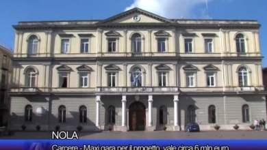 Photo of Nola – Carcere, maxi gara per il progetto: vale circa 6mln di euro